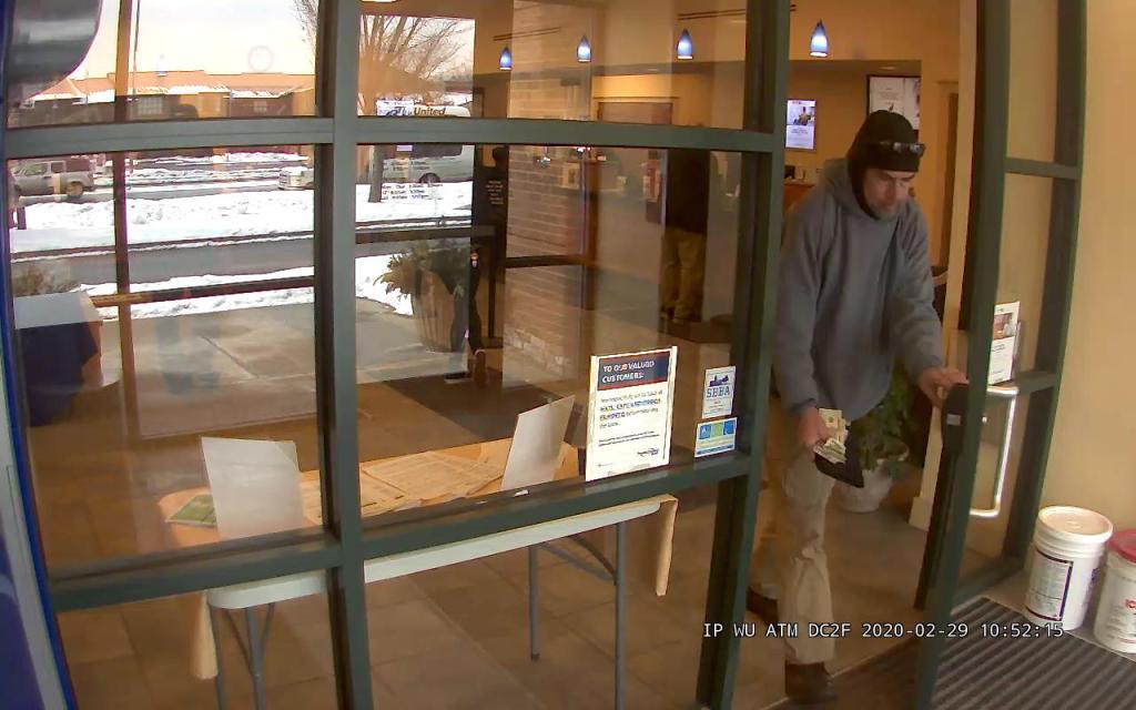 south burlington bank robber