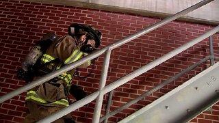 030416 stair climb challenge firefighter