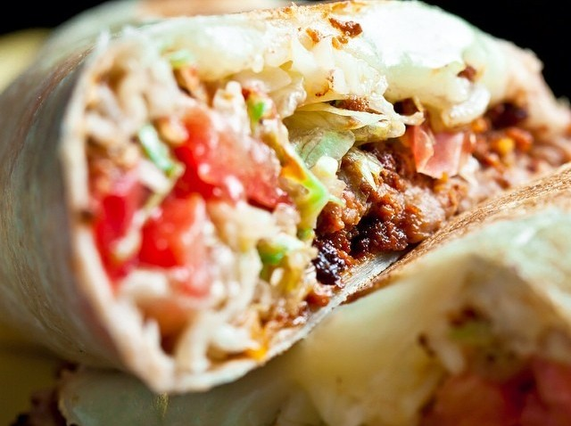 [chicagogram] Chorizo Burrito - Come see why #irazuchicago was named one of the 30 best Burritos in THE COUNTRY! Also try Chicken, Steak, Shrimp and our very popular #veggie #adamleadersphotography