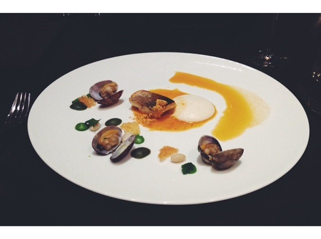 [chicagogram] #acadiachicago #contemporary #culinaryart #chicagogram #cuisine #citygram #chicago #chicagofoodauthority #urbanromantix #vscocam #vsco #webstagram #wu_chicago #urbanromantix #instagood #instagram312 #foodphotography #foodpics #foodie #f