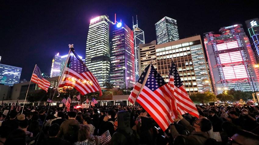 Hong Kong China US