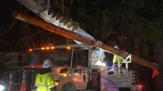 Billerica utility pole