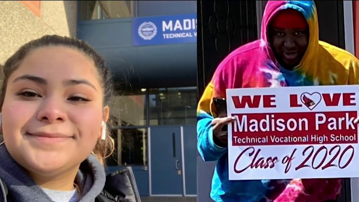 'I've Worked So Hard for This': 2 Boston High School Students Make History