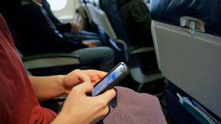 Cellphones Planes
