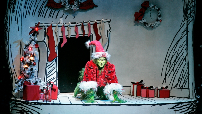 THEATRE HOW THE GRINCH STOLE CHRISTMAS