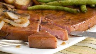 Food Deadline Maple Ham