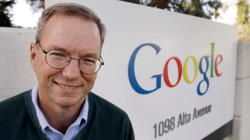 Google Chairman