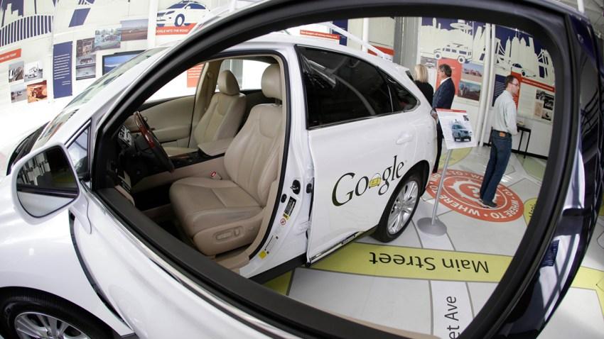 Driverless Cars California