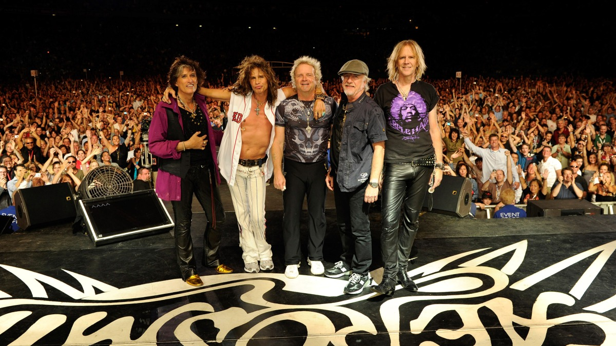 Aerosmith Reschedules Concert at Fenway Park; Ticket Refunds and Credits Available