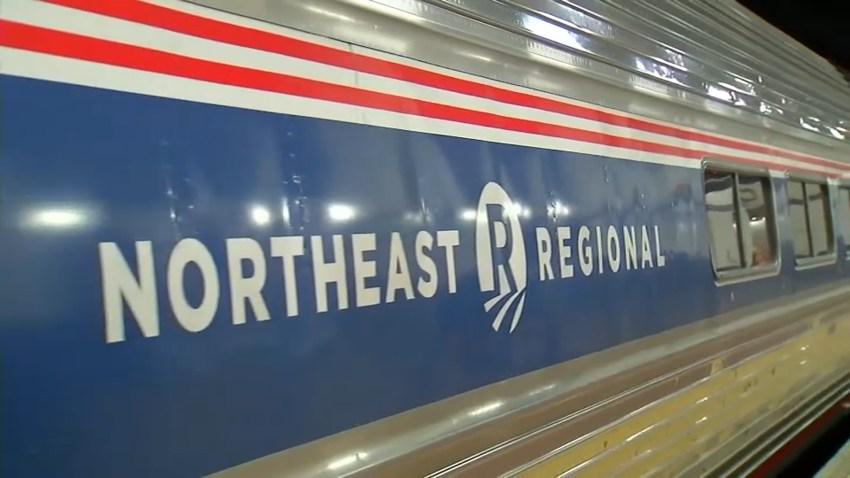 Amtrak Northeast Regional Train NEC