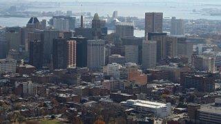9. Baltimore, Maryland
