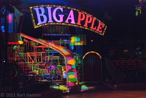 Big Apple Circus Bart Hanlon