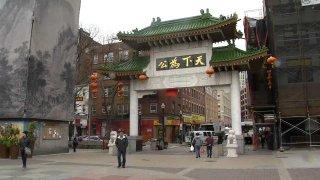 Boston Chinatown