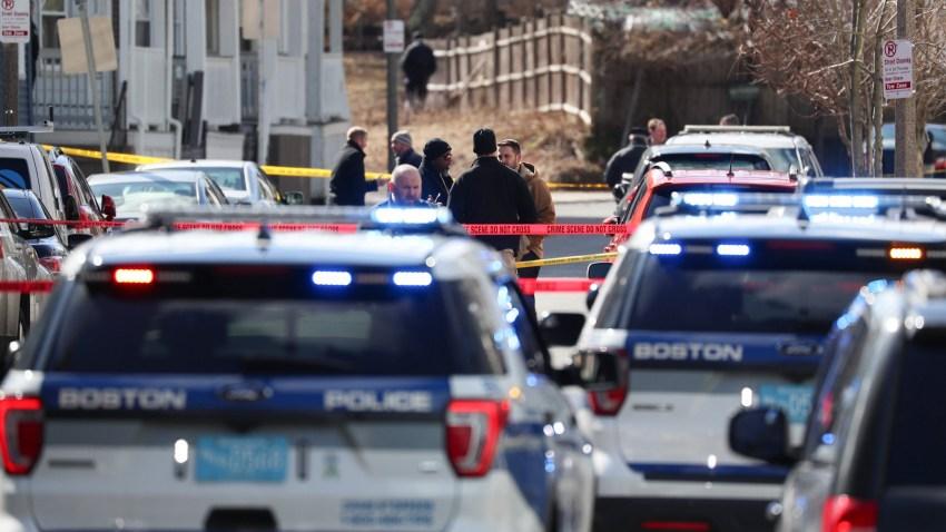 Cameron Street shooting Boston