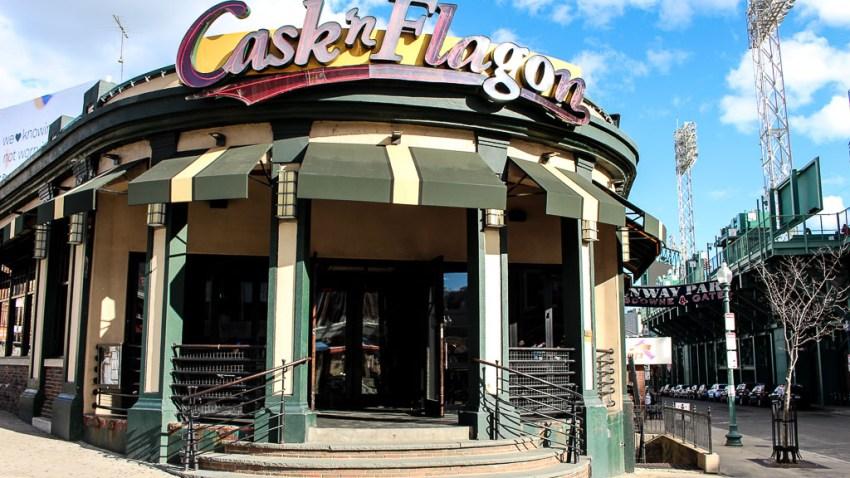 Cask _n Flagon Fenway - Exterior (2)