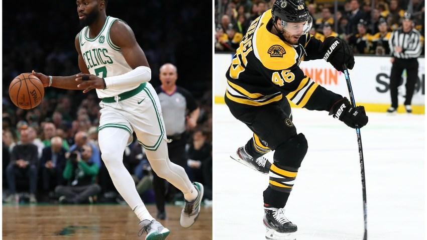 Celtics Bruin collage 022419