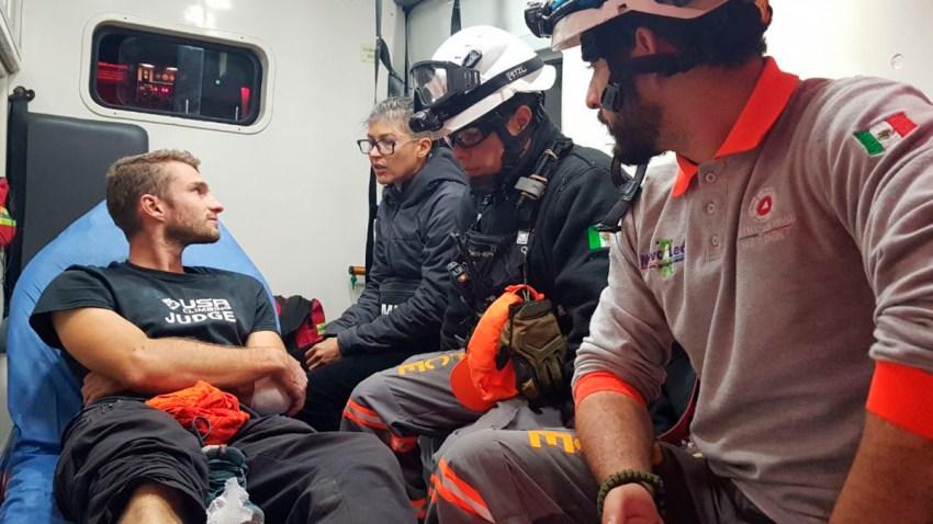Mexico US Climber Killed