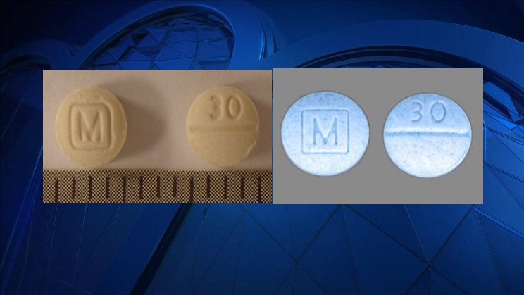 Counterfeit Oxycodone NH story