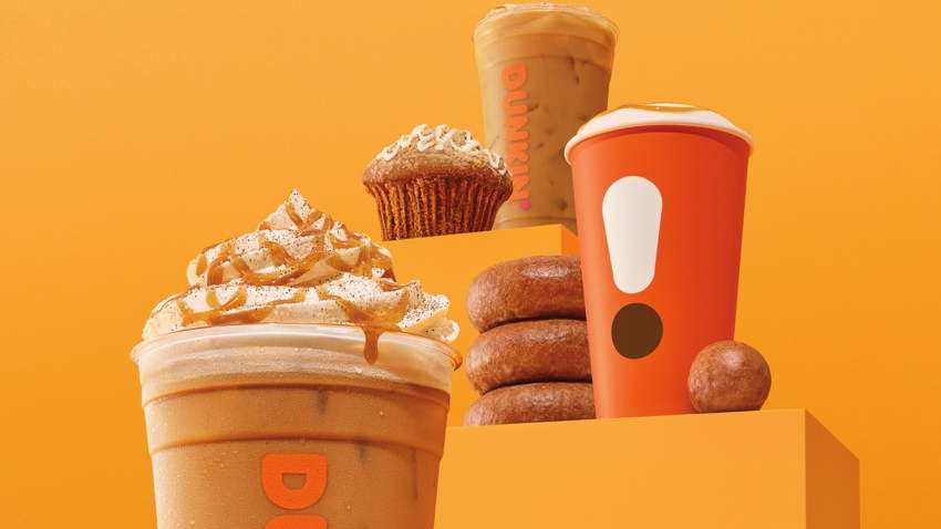 Dunkin Pumpkin Lineup 2019