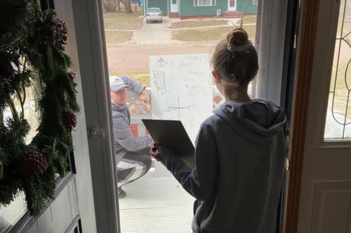 This Math Teacher Saved the Day After Helping a Student Through Her Window  – NBC Boston