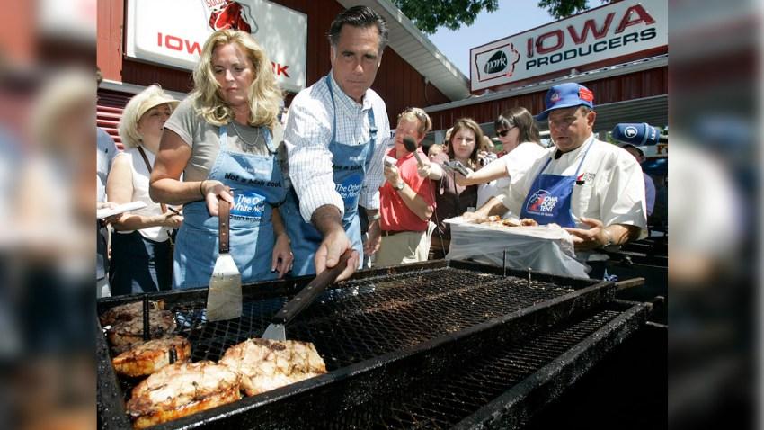 Election 2020 Iowa State Fair