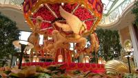 Here's How Casino's Floral Team Transforms Encore Boston Harbor Overnight for the Holidays