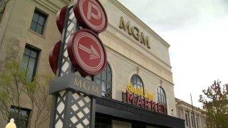 Exterior MGM Springfield 21
