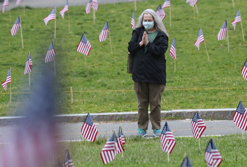 PHOTOS: Marking Memorial Day in Mass.