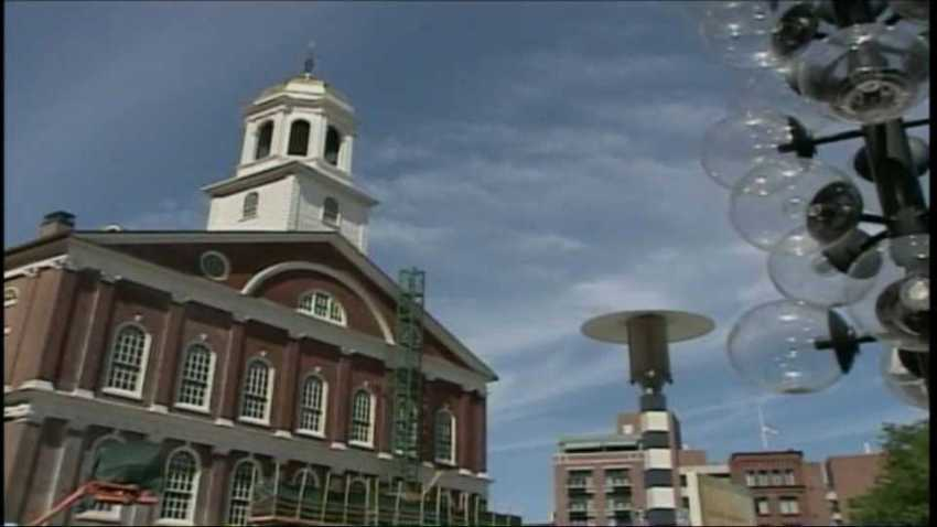 Woman Says She Escaped Kidnapping From Downtown Boston Faneuil Hall