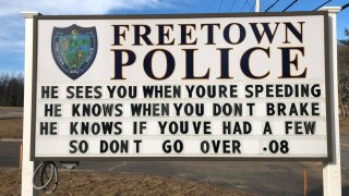 Freetown Sign