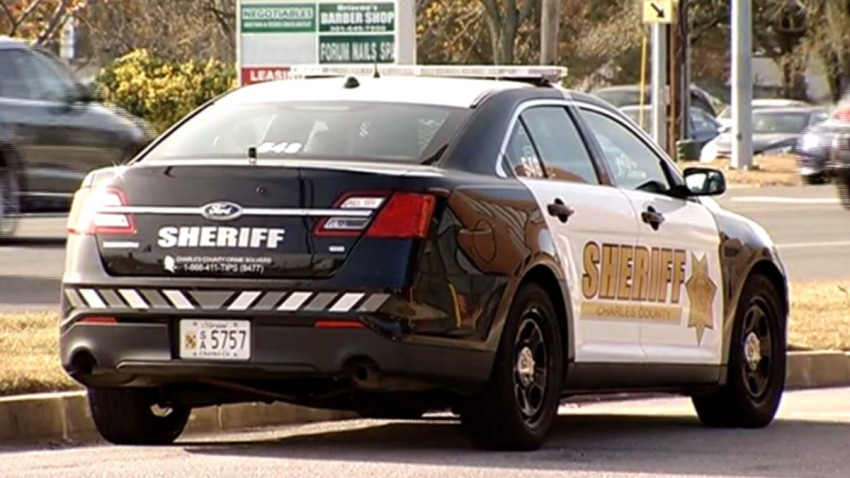Generic Charles County Sheriff Car Generic