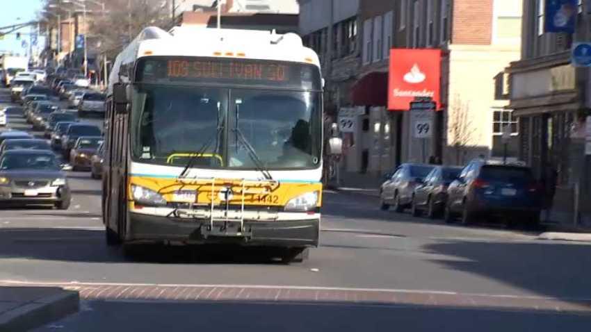 Generic MBTA Bus Generic