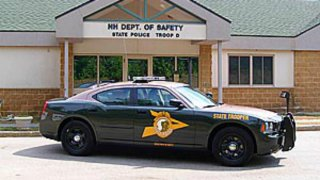 Generic New Hampshire State Police