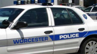 File photo of a Worcester Police cruiser