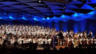 Tanglewood Celebrates Leonard Bernstein Day