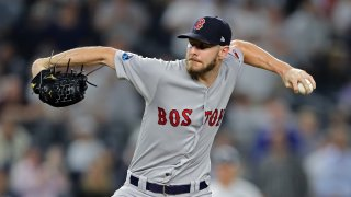 Red Sox: LH Chris Sale