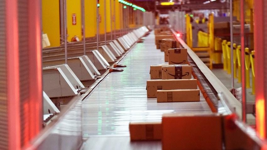 Amazon Fulfillment Center