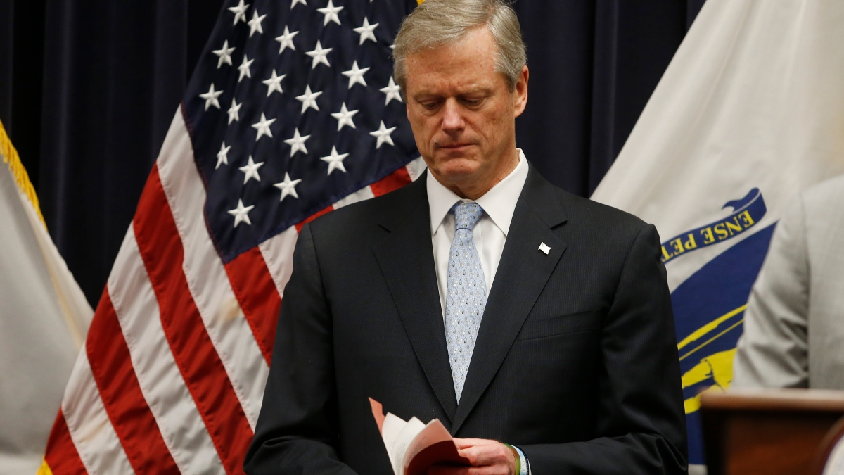 Gov. Baker to Address Hands -Free Driving Law Today
