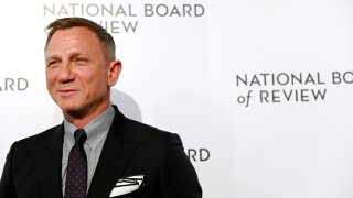 Actor Daniel Craig attends the 2020 National Board Of Review Gala on January 08, 2020 in New York City. (Photo by Mike Coppola/FilmMagic)