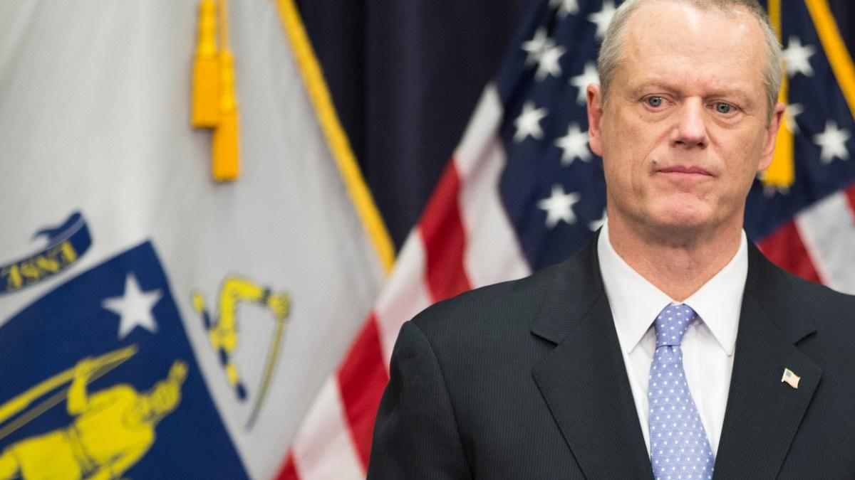 Massachusetts Gov. Charlie Baker to Provide Update on Coronavirus in Massachusetts as Surge Approaches