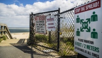 Cape Cod Towns Impose Tougher Beach Restrictions
