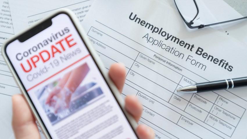 Unemployment form