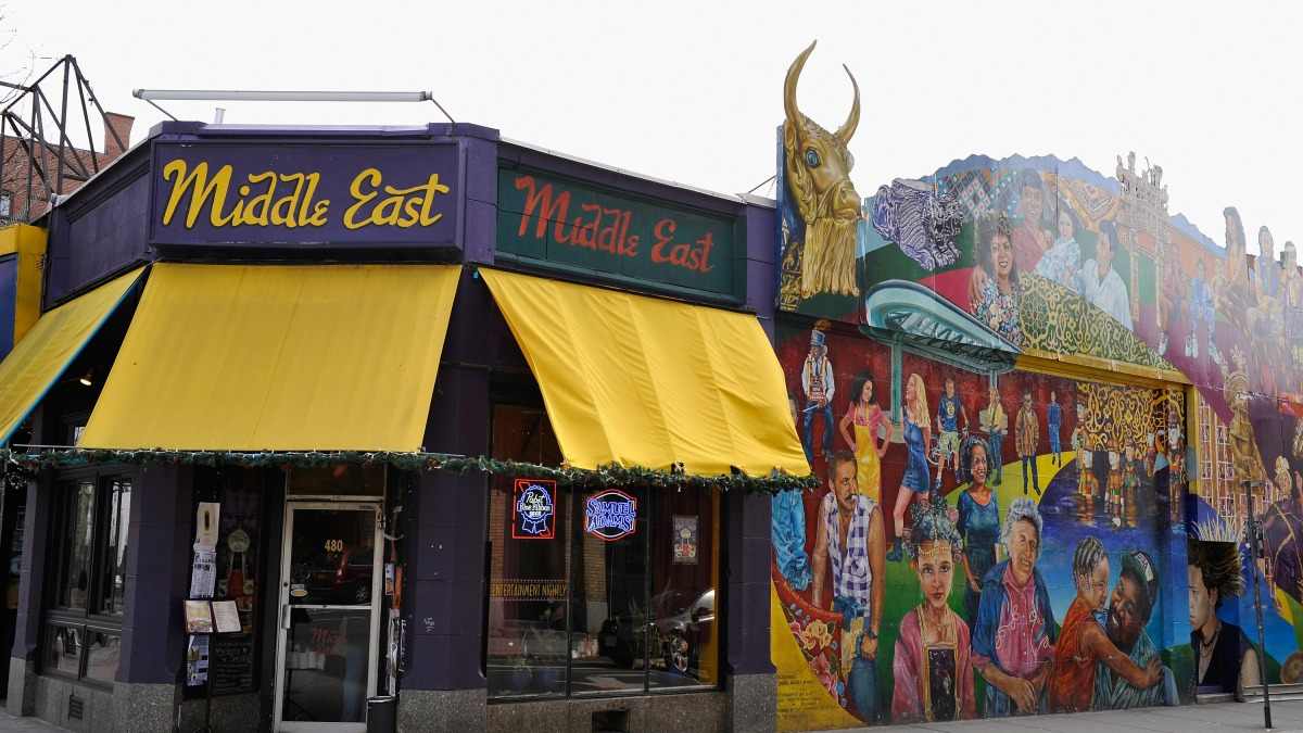 Legendary Middle East Restaurant and Nightclub in Cambridge is Up for Sale