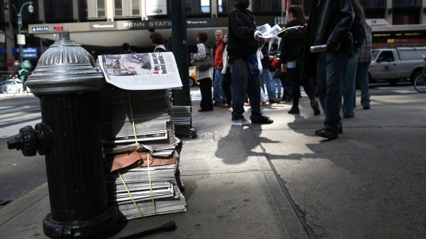 NY Daily News copies