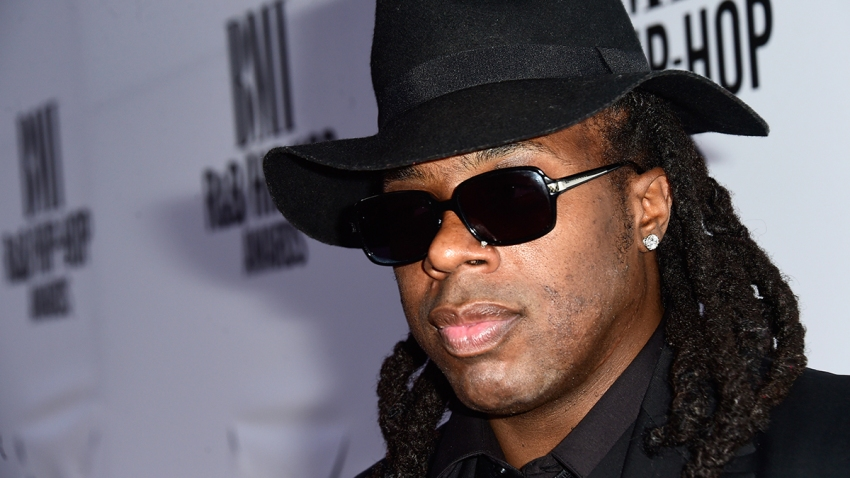"""In this Aug. 28, 2015, file photo, record producer Noel """"Detail"""" Fisher attends the 2015 BMI R&B/Hip-Hop Awards at Saban Theatre in Beverly Hills, California."""