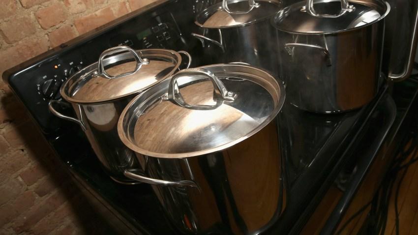 pots and pans generic