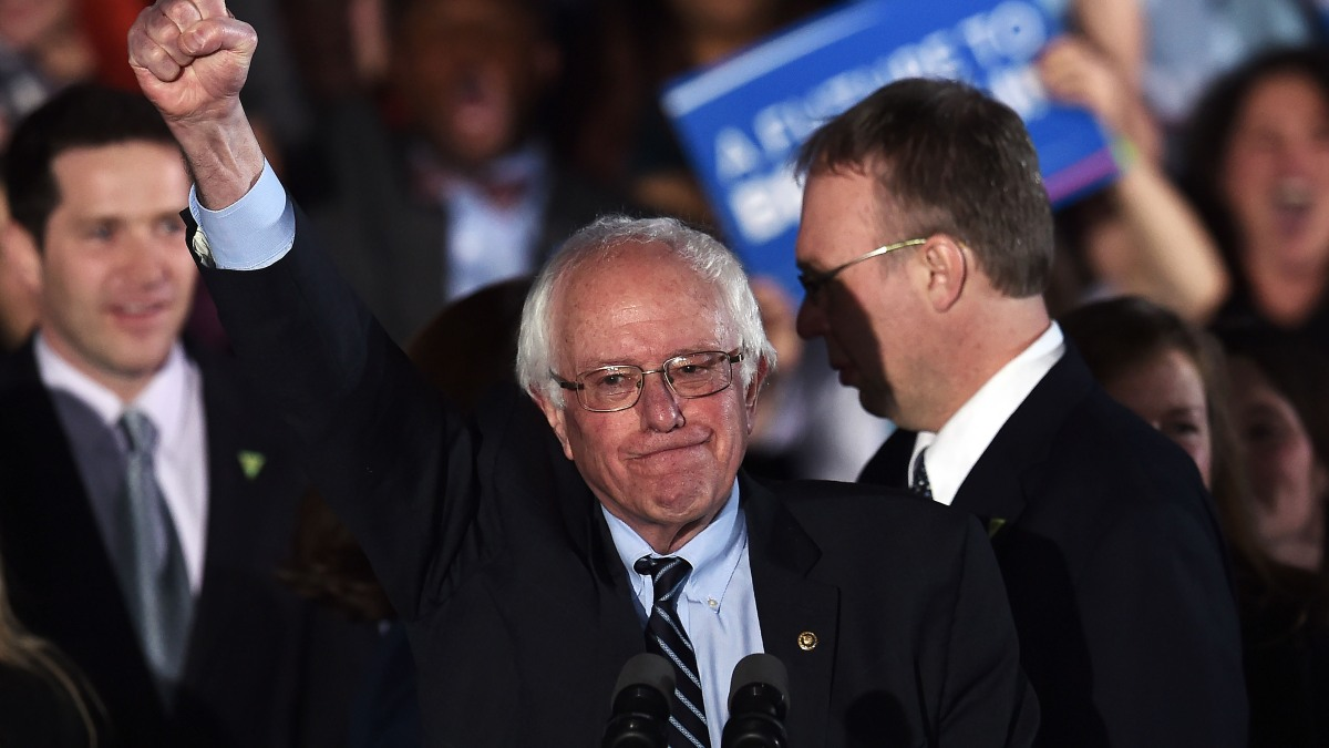 Bernie Sanders Leading Joe Biden in New Hampshire, New Poll Shows