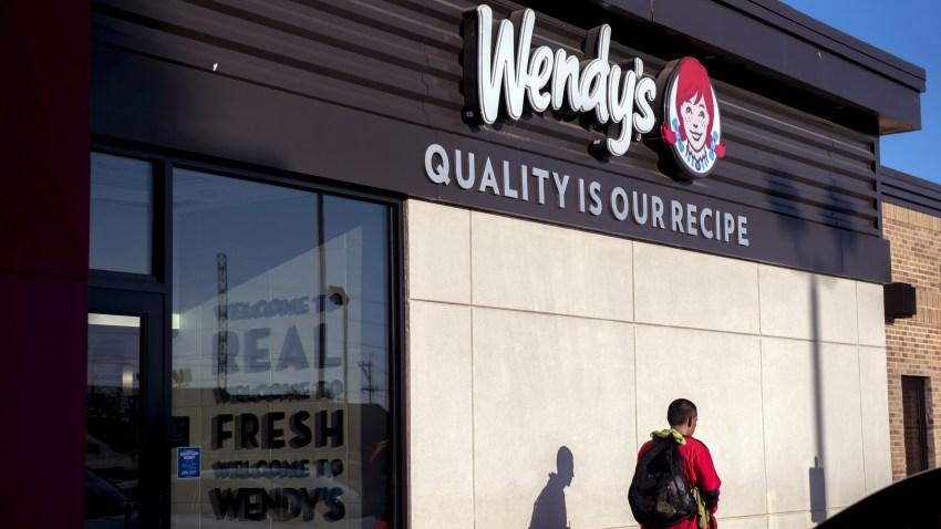 Wendy's restaurant exterior