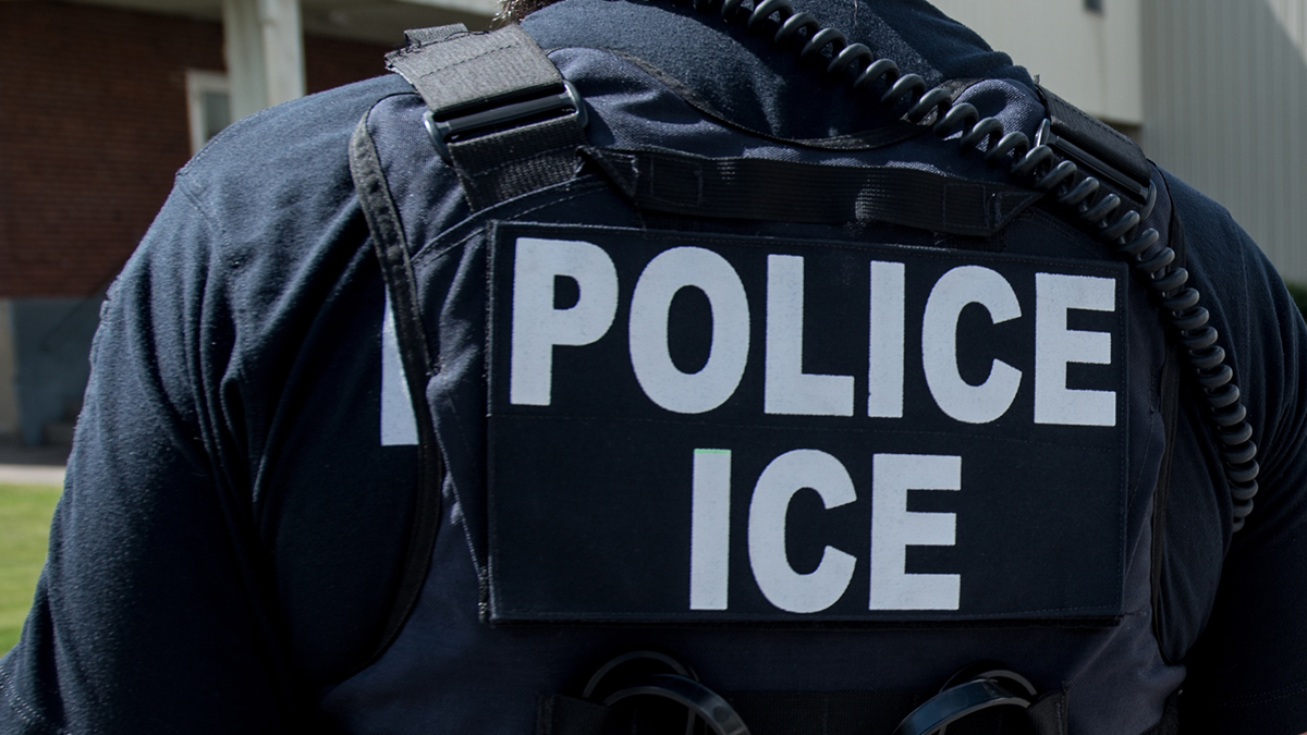 Feds Nab 2 Men Through New Anti-'Sanctuary' Policy Campaign