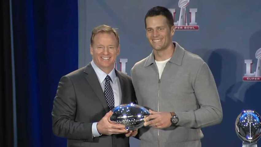 Goodell and Brady